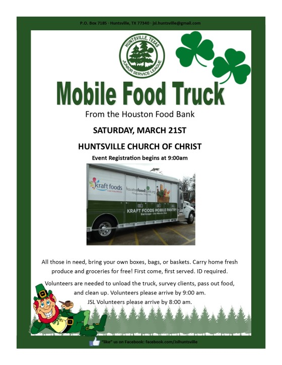 Food Truck Flyer-Mar