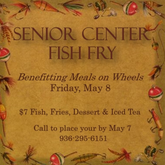 Senior Center Fish Fry
