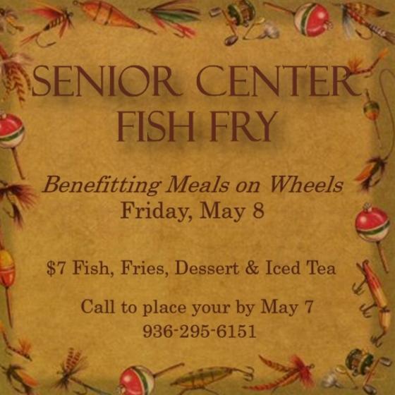 Senior Center Fish Fry