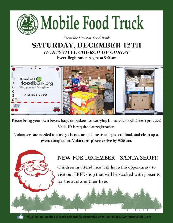 Food Truck Flyer-December