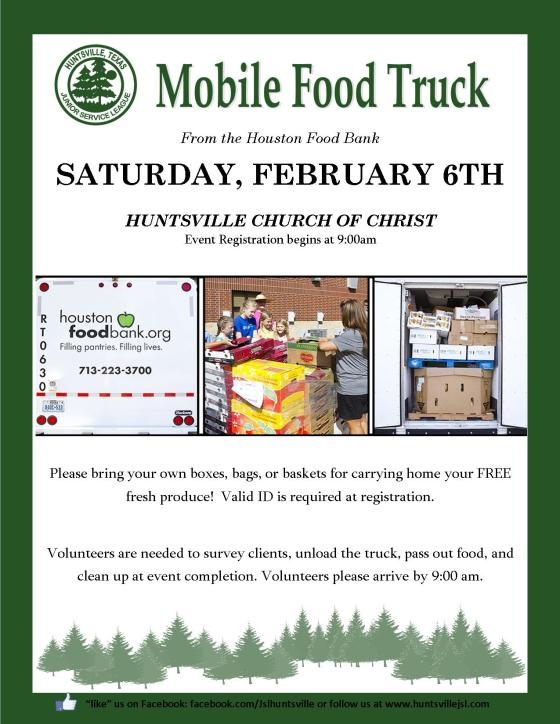 Food Truck Flyer-February