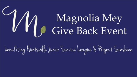 Magnolia Mey Give Back for JSL