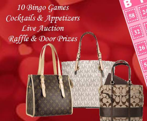 Saafe house purse bingo