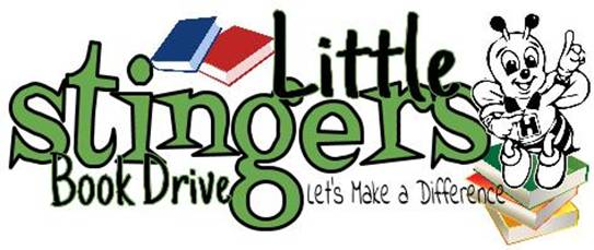 Little Stingers book drive