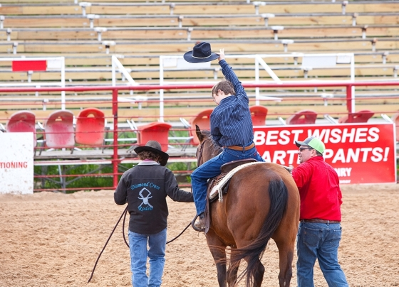 spec kids rodeo 1