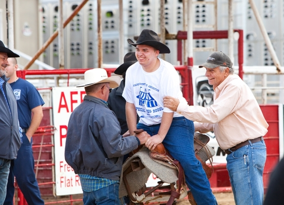 spec kids rodeo 7